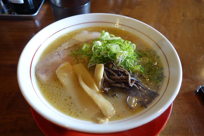 京都 麺好房蓮
