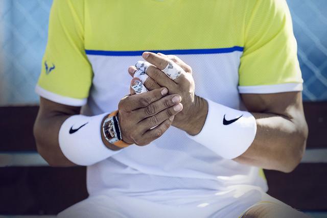 Rafael Nadal Australian Open outfit