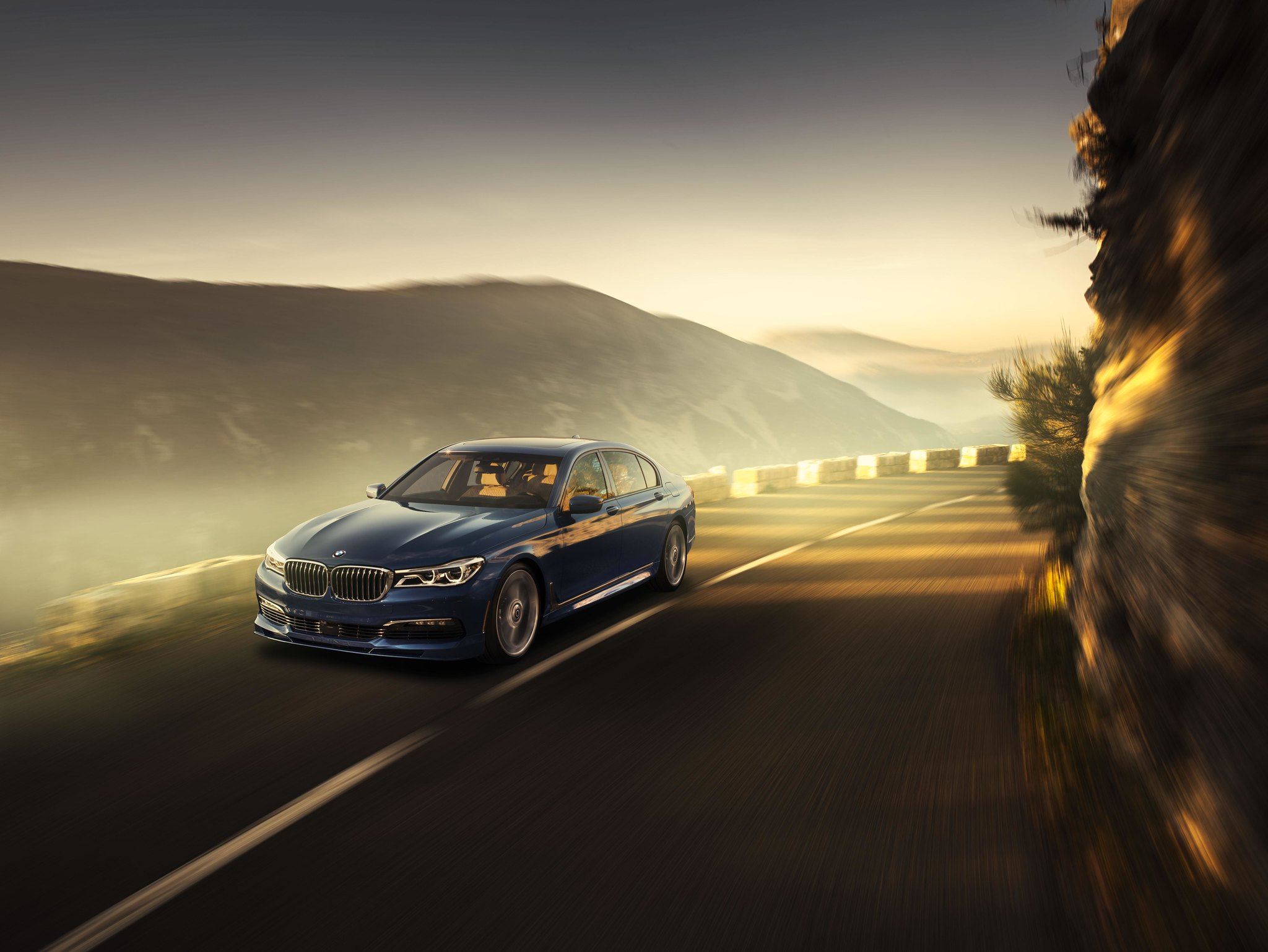 This is the 2017 BMW ALPINA B7 xDrive