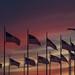 Tonight's #Sunset at the Washington Monument by J Sonder