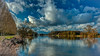 Un après-midi de Février sur les bords du Cher.
