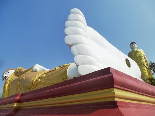 M16-Monywa-Laykyun Setkyar Buddha (10)