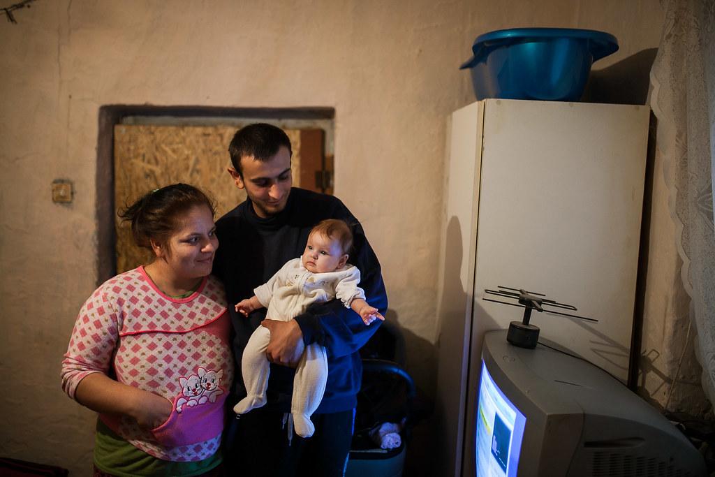 Ricsi családjával | Fotó: Magócsi Márton
