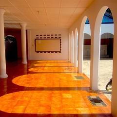 Pilar Masjid | Mosque Pillars | Pulau Banda, Maluku #pillar #pillars #mosque #sun #sunrise #shadow #banda