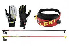 Vyhlášení soutěže s LEKI o závodní běžkařské vybavení