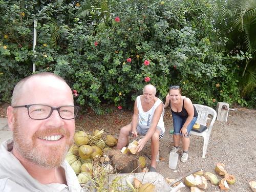 Punta Perula - met Rudi