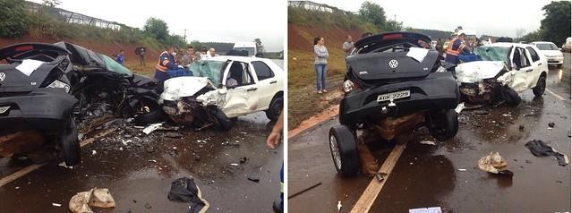 acidente PR 444