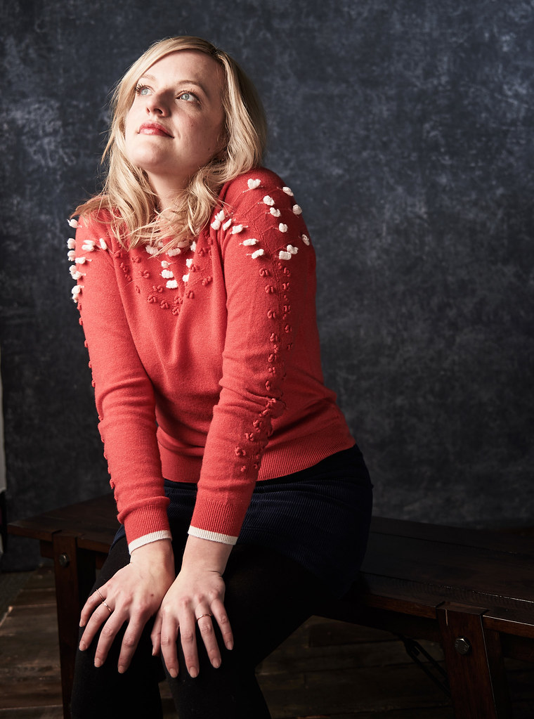 Элизабет Мосс — Фотосессия для «The Free World» на «Sundance» 2016 – 2