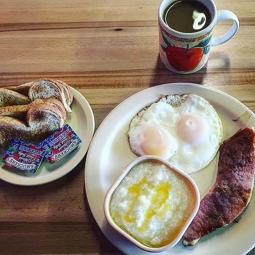 Today's President's Day Breakfast. The Porky Barn. Geneva Alabama. #doncolinphotographs