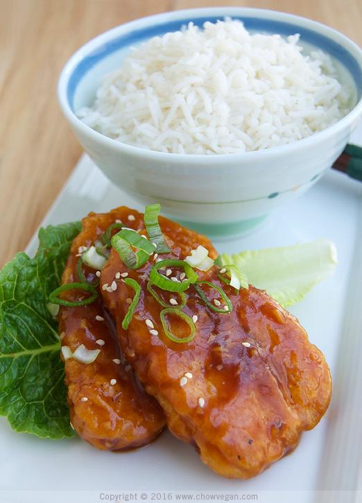 Chinese-style Vegan Fish