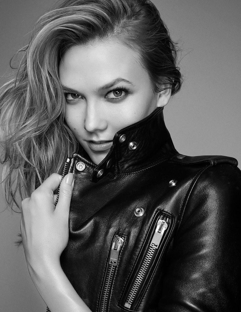 Карли Клосс — Фотосессия для «Elle» UK 2016 – 4