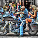 Aug 4 2013 - Deadwood street scenes during Sturgis rally v105
