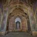 Niche - Courtyard of Nasir al-Mulk Mosque, Shiraz