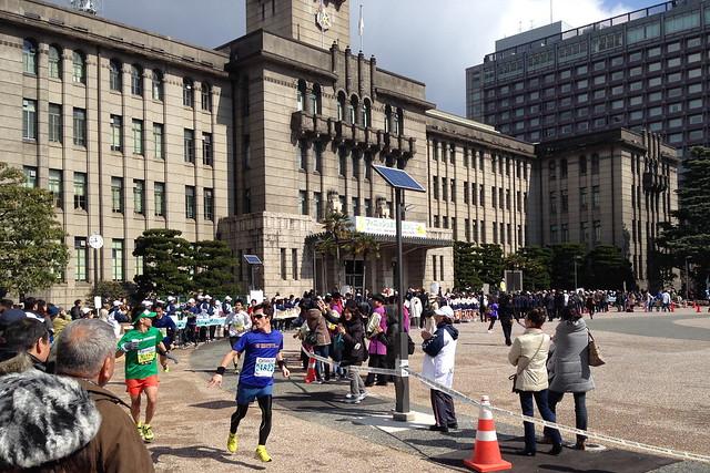 2016/02 京都マラソン2016 #05