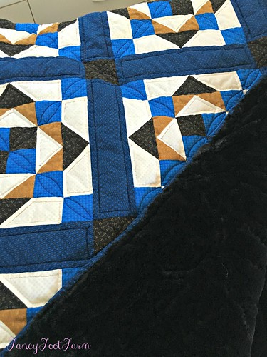 N's Quilt Finish