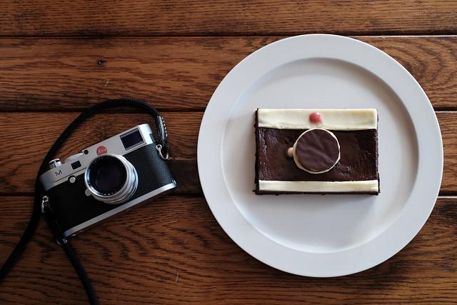 Leica & Leicake -Valentine's Day-