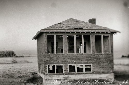 southdakota rural sunrise unitedstates ruin garretson countryschool minnehahacounty walkinsschooldistrictno144