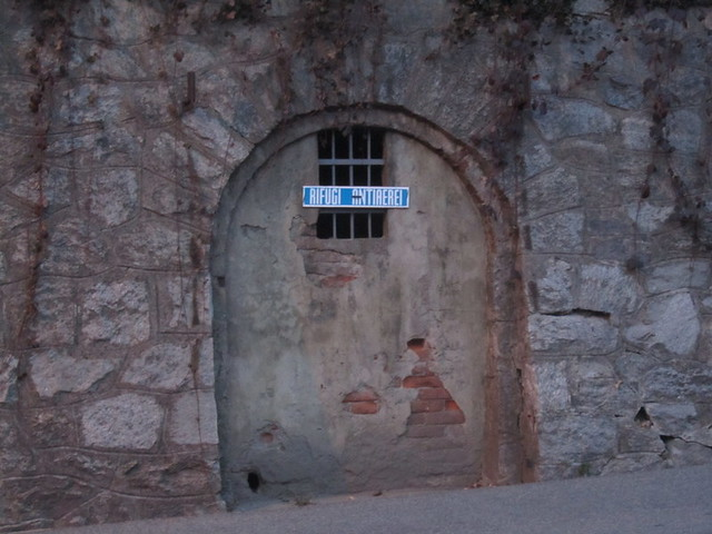 Rifugi Antiaerei di Villar Perosa