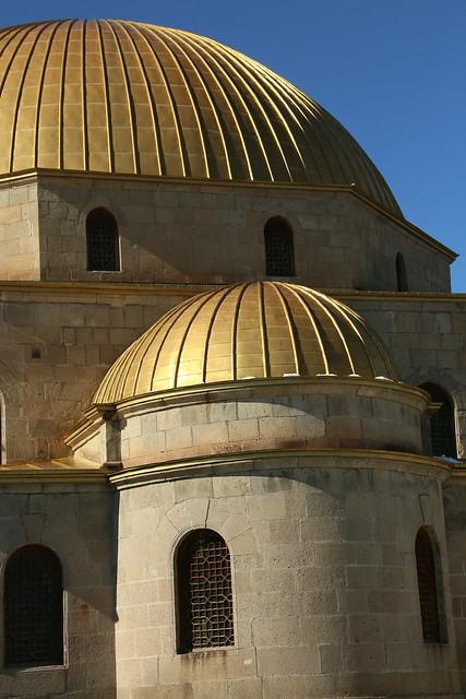 The Mosque, Rabati Frortress