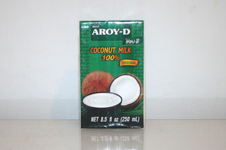 06 - Zutat  Kokosmilch / Ingredient coconut milk