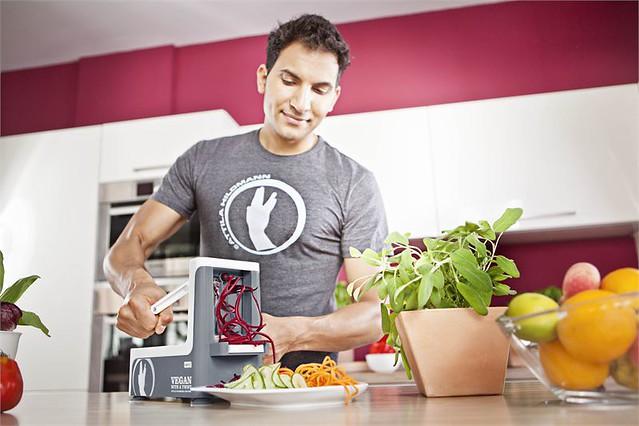 mejores cortadores de verduras electricos y manuales