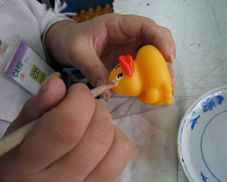 Toy Story︰中國女工與她所製作的玩具13