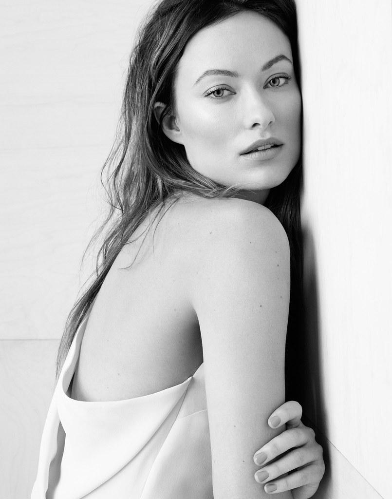 Оливия Уайлд — Фотосессия для «InStyle» 2015 – 5