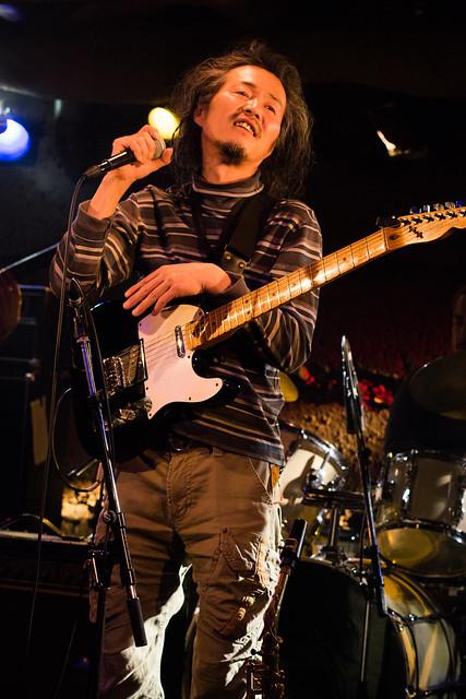 TIME STEPPERS live at Manda-La 2, Tokyo, 29 Feb 2016. -00229