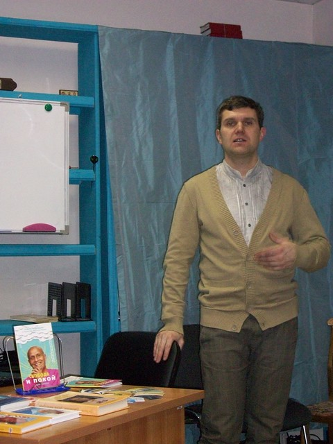 Murmansk book presentation