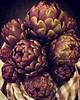 Artichokes bouquet
