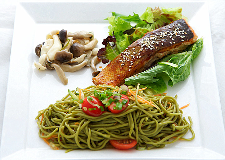 Healthy Food in Singapore