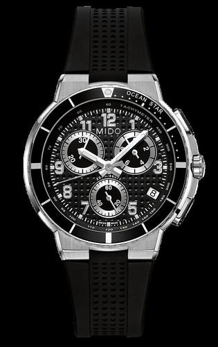 fbf39e7e2b1a Reloj Mido Ocean Star Sport Crono Hombre M002.617.17.052.00