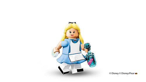 LEGO Collectible Minifigures 71012 - Disney - Alice