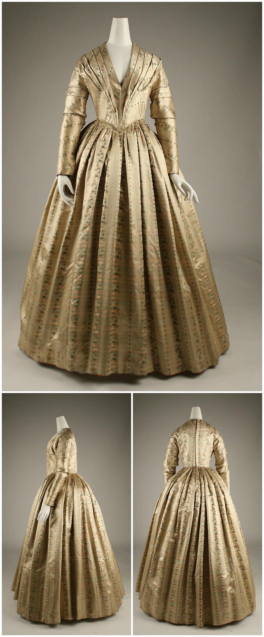 1843 Silk metmuseum.org
