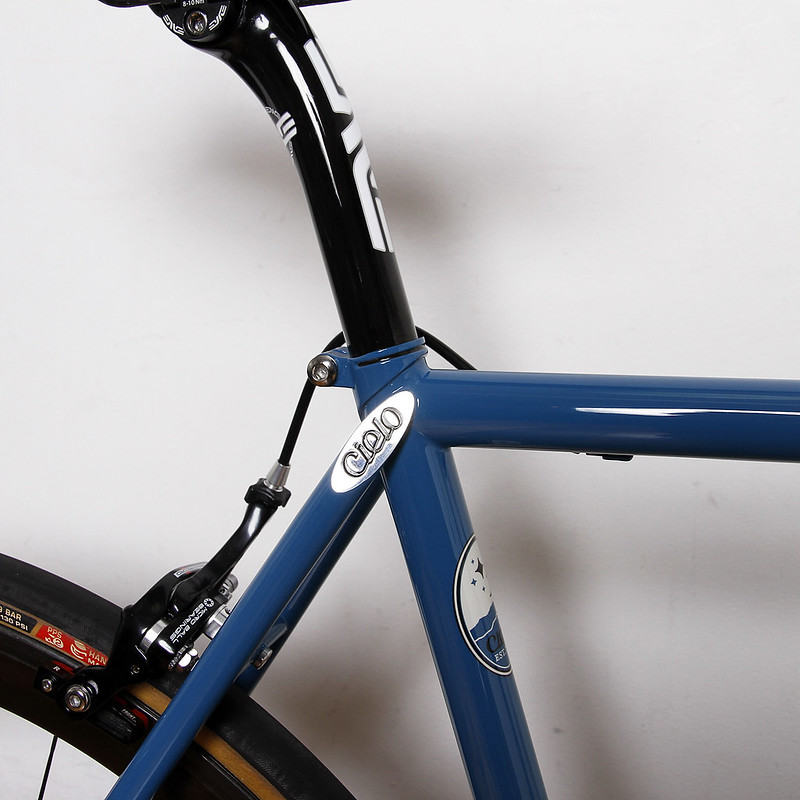 Cielo / Sportif Classic Build by Above Bike Store