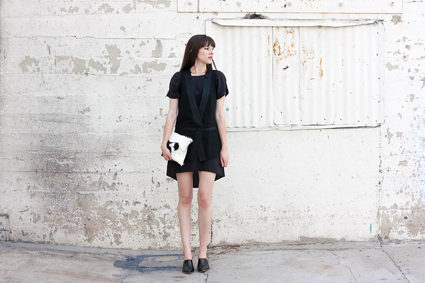 Black Date Night Outfit