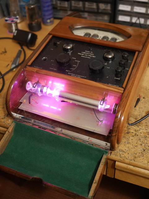 Bad Dog Designs - Nixie Clocks - 9