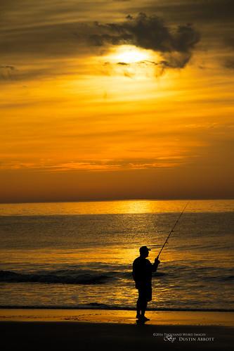 travel vacation usa beach silhouette sunrise photography dawn myrtlebeach us fishing fisherman unitedstates southcarolina oceans atlanticocean goldenhour 2016 surfsidebeach photodujour mirrorless thousandwordimages dustinabbott canoneosm3 dustinabbottnet adobephotoshopcc canonefm55200mmf4563isstm adobelightroomcc alienskinexposurex