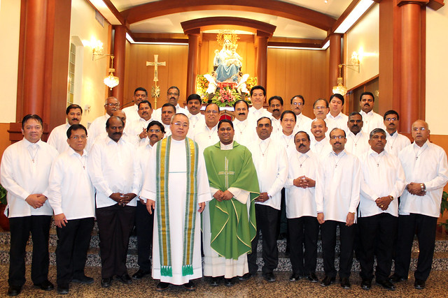 Extra Ordinary Ministers of the Holy Communion