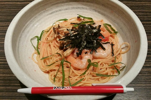 2016-Apr-24 SPAGHeTEI - mentaiko (regular)