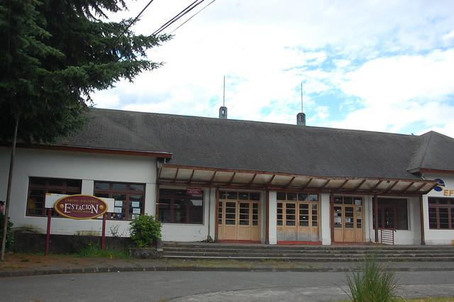 Centro Cultural Estación, Puerto Varas, Chile