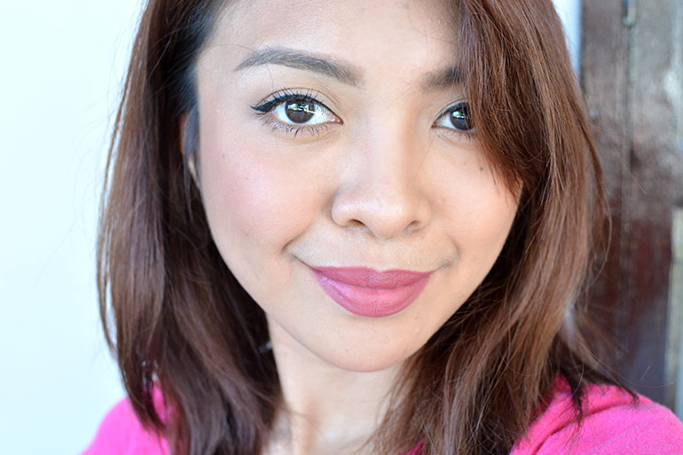 7 Maybelline Creamy Matte Touch of Spice Lipsticks Review Swatches - Gen-zel.com (c)