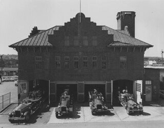 Fire Station 18, 1970