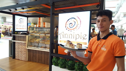Cinnamon Rolls | Annipie: Your Cinnamon Destination in Davao Opens at SM Lanang Premier - DavaoFoodTripS.com
