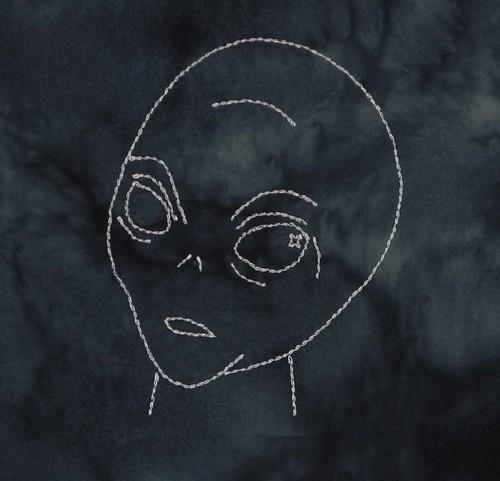 alien #xfilesquilt