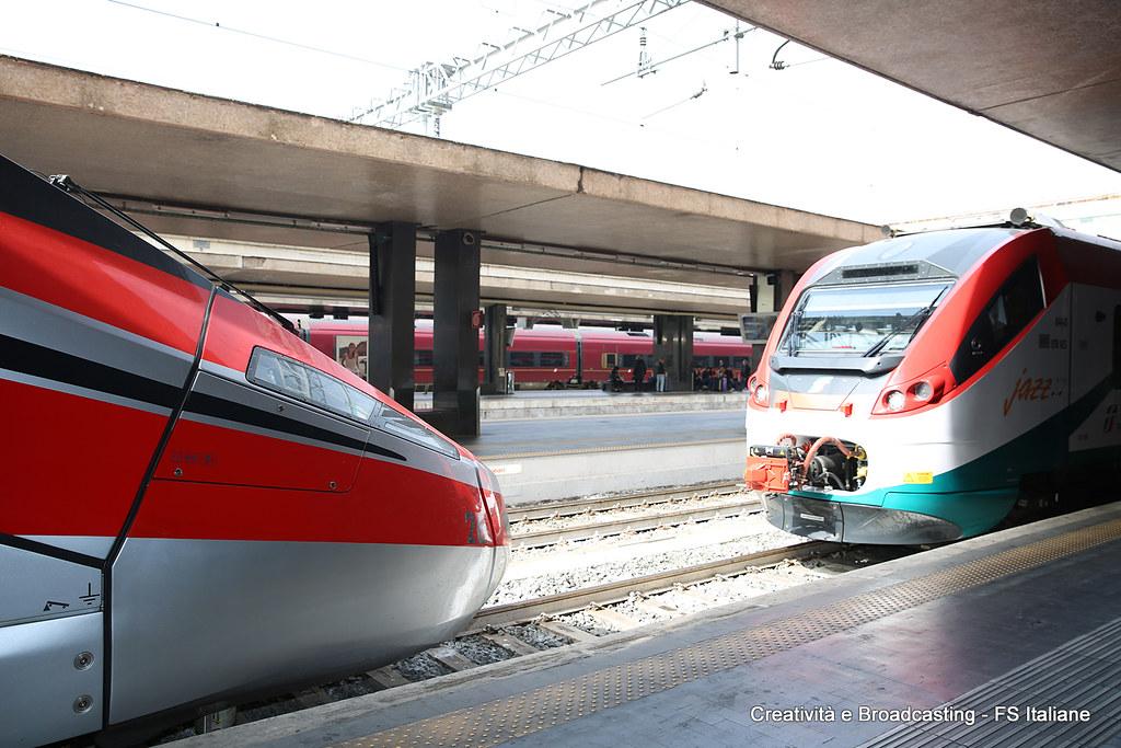Sale Blu Ferrovie : Fs italiane lad mazzoncini ha incontrato le associazioni delle