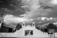 Immaculate Conception Church, Tomé, New Mexico