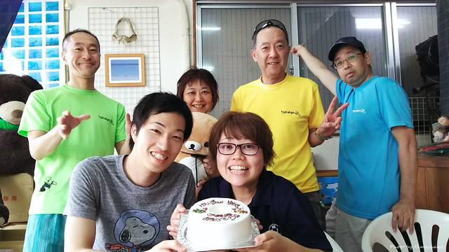 本日の集合写真♪ 2016/04/16