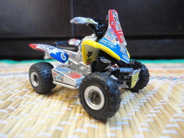 Yamaha Raptor 700 (2015) 1/43 (PCT - IXO)