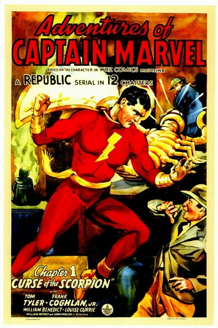 (1941) Adventures of Captain Marvel